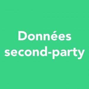 données second-party