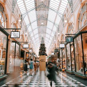shopping mall foursquare analytics